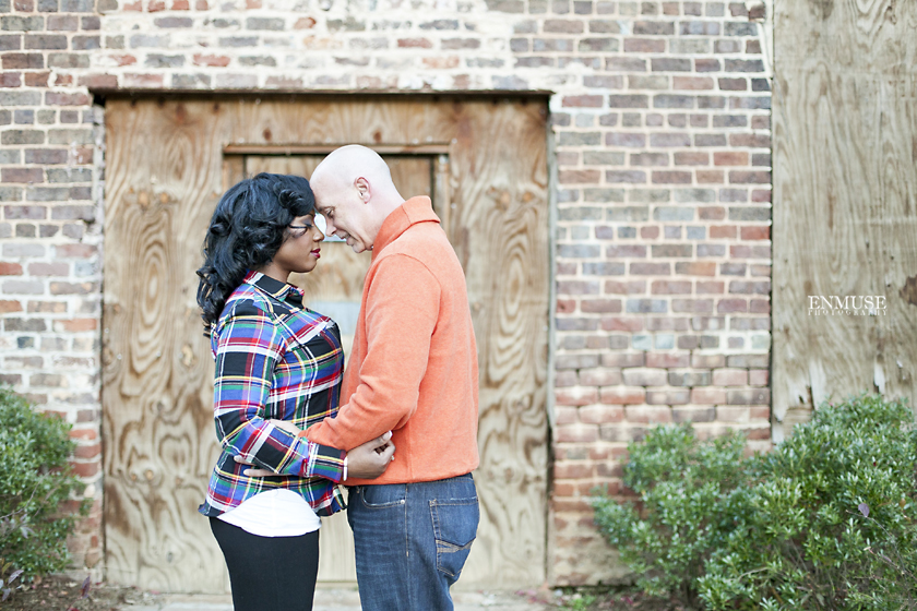 a01_0004 Roswell Mill Engagement Photography by ENMUSE