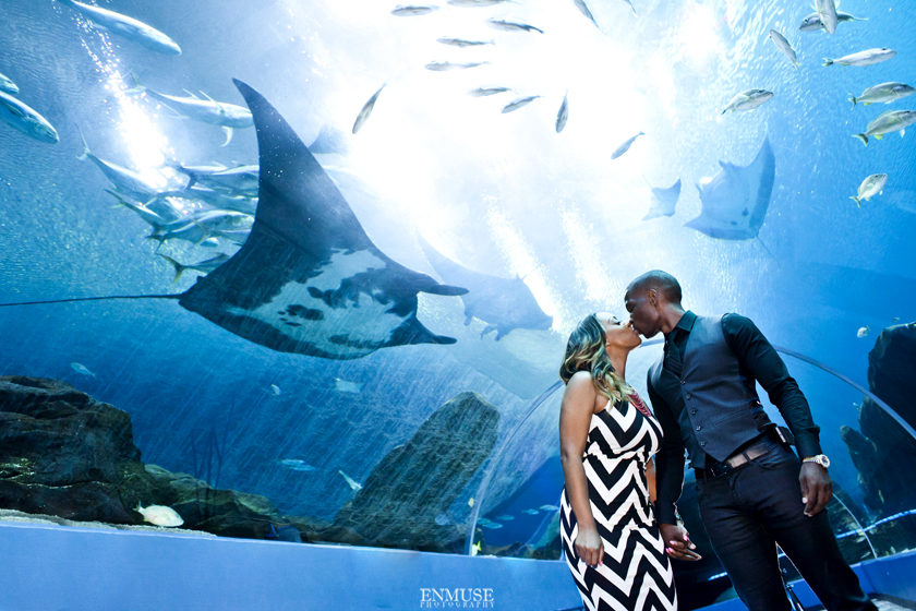 01 Georgia Aquarium Wedding Photography 032