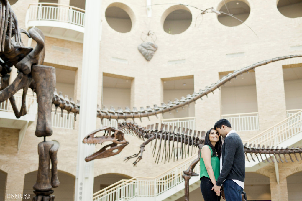 03 Fernbank Museum Wedding Engagement Photography ENMUSE 0011