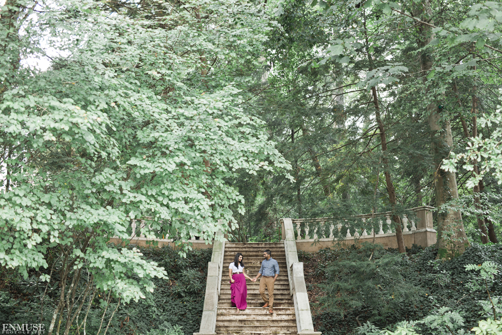 01 Cator Woolford Gardens at Frazer Center Engagement Wedding Photography 099