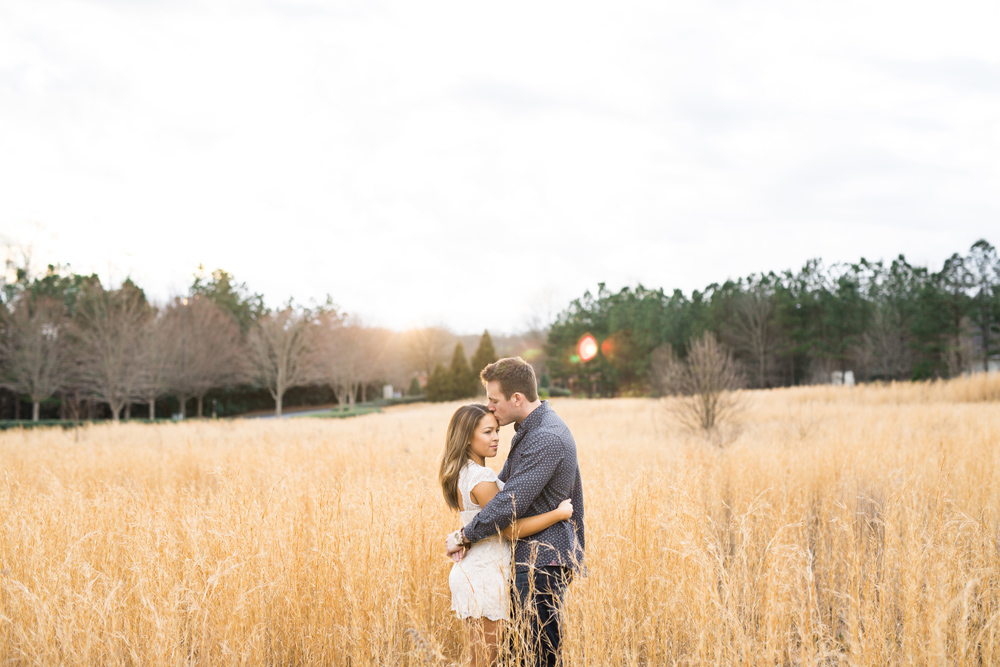 02 Atlanta Golden Hour Engagement Photography 0141