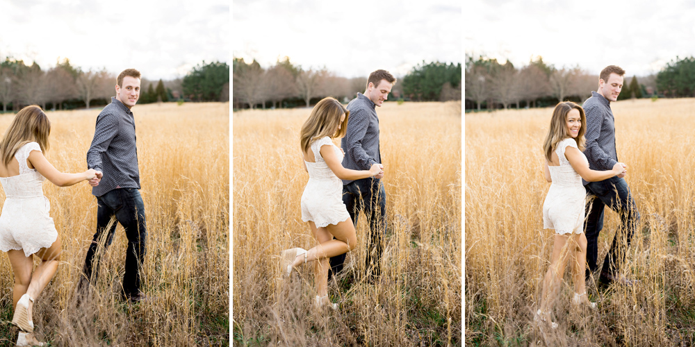 03 Atlanta Golden Hour Engagement Photography 0128